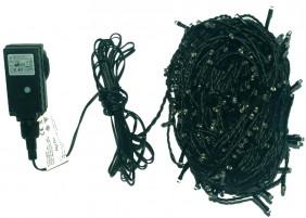 Zewnętrzny łańcuch LED z wyłącznikiem czasowym