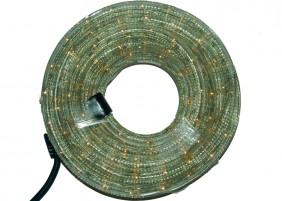 Wąż świetlny zewnętrzny - kolor przeźroczysty ciepły