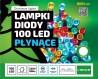 Oświetlenie LED zewnętrzne ozdobne typu PARTY KULE 2,5cm LTP50K25
