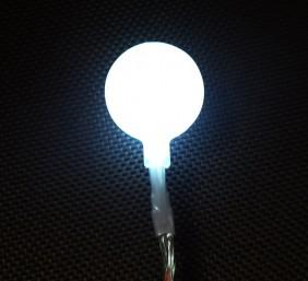 Kolor zimny biały - lampki ogrodowe LED