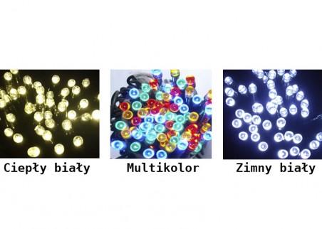 Światełka na Boże Narodzenie L-200 w 3 kolorach