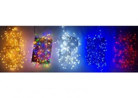 Girlanda mini LED, oświetlenie zewnętrzne, dostępne kolory