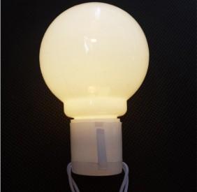 Światełka ogrodowe LTP-20 - kolor ciepły biały