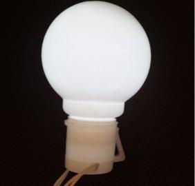 Lampki z serii Party Line - kolor zimny biały