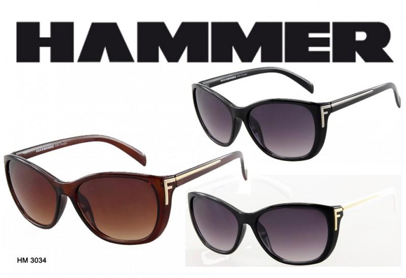b1307bc300 Damskie okulary przeciwsłoneczne HAMMER HM-3034
