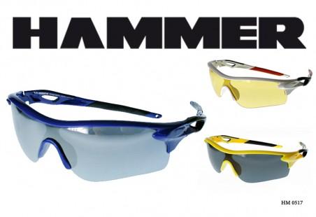 Polaryzacyjne okulary sportowe HAMMER HM-0517
