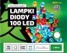 Lampki choinkowe L-100/G. Hurtownia oświetlenia świątecznego OKEJ