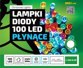 Lampki choinkowe 8 funkcji wewnętrzne OKEJ LUX