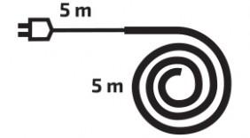 Wąż świetlny mini LED - schemat techniczny
