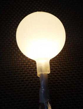 Kolor ciepły biały - lampki ogrodowe LED