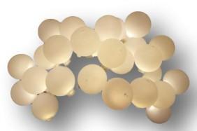 Kuleczki ogrodowe - 50 kulek o średnicy 2,5cm